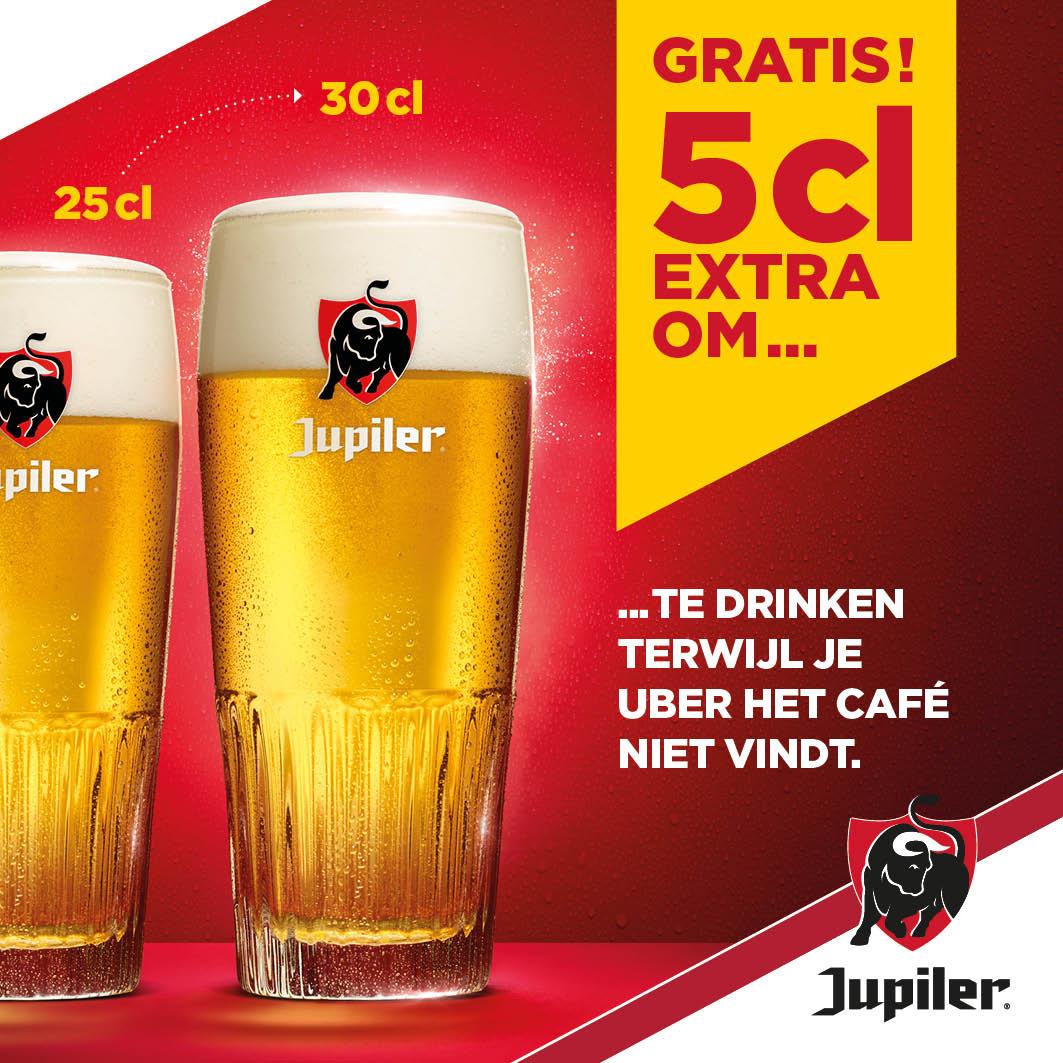 Jupiler coaster
